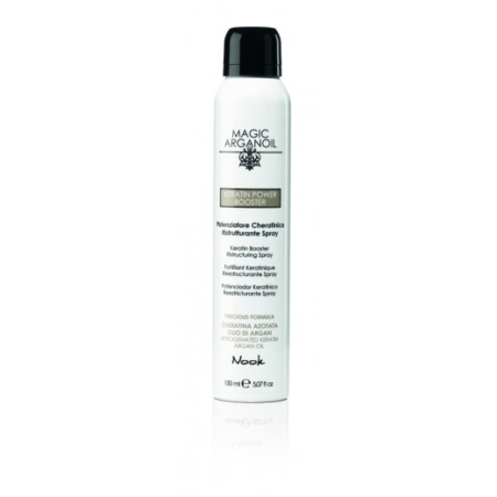 Magic argenoil keratin spray booster